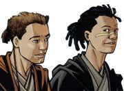 Obi-Wan & Quinlan