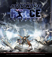 The Art and Making of The Force Unleashed