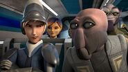 Rebels im Shuttle