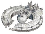 Lucrehulk-Klasse Droiden-Kontrollschiff