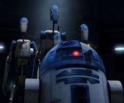 R2-D2mitOOM-Droiden