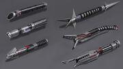 Sith-Lichtschwerter