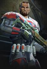 Lieutnant Pierce