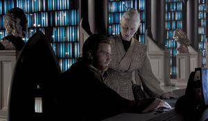 Obi-Wan und Jocasta Nu