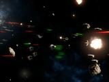 Raumschlacht (3629 VSY)