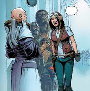 Streit Aphra und ihr Vater