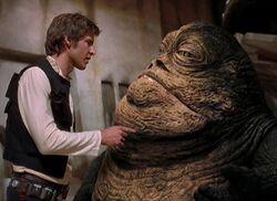 Han und Jabba