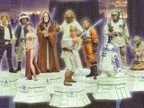 Schachfiguren – Die offizielle Sammlung