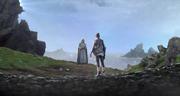 Rey und Luke (GoA)