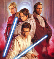 Anakin & Co auf Andara