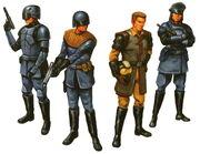 GA-Truppen