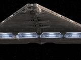 Quasarfeuer-Klasse Kreuzer-Träger