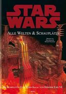 Star Wars Alle Welten und Schauplätze