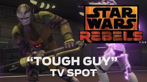 "Star Wars Rebels ""Tough Guy"" TV Spot"