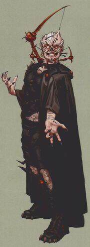 Yuuzhan-Vong Priester