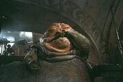 Jabba isst
