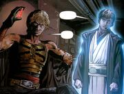 Cade & Luke Skywalker
