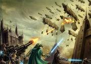Hyperraumkrieg EGF