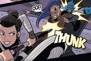 Rey und Zendiats Bande