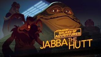 Jabba the Hutt - Galactic Gangster Star Wars Galaxy of Adventures