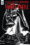 Tales from Vaders Castle 5 B&W