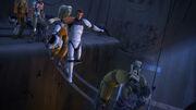 Rebellen Lothal Flucht
