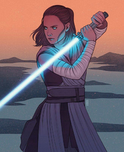 Rey (Women of the Galaxy)