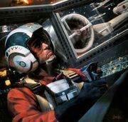 Wedge Antilles-X-Wing