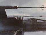 T-70-X-Flügel-Sternjäger