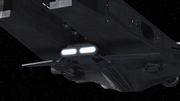 Arquitens-Klasse mit Shuttle
