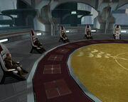 Jedi-Rat-Verhandlung