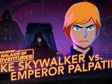 Luke vs. Imperator Palpatine – Aufstieg des Bösen
