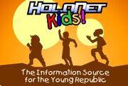 HoloNet Kids!