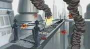 SchlachtvonCoruscant Brückenkampf