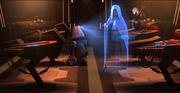 Sidious mit potenziellen Jedi-Jünglingen