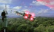 Yavin 4 X-Wings