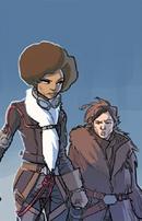 Val und Han Solo2
