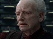 Palpatine im Senat