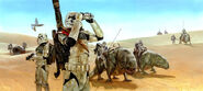 Dewback-patrol Dorman