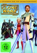 The Clone Wars Staffel 1 Vol 3