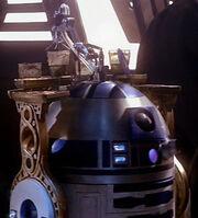R2-D2 Servierdroide