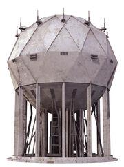 Deflektorturm