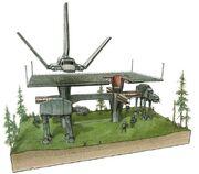 Imperiale Landeplattform