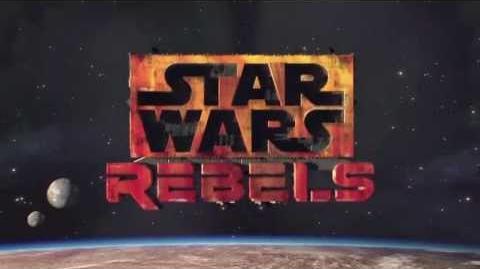 Star Wars Rebels Teaser Trailer