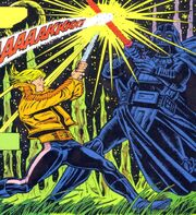 Luke vs falscher Vader
