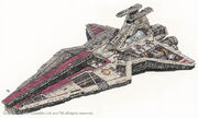 Venator Class Star Des0104