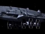 Imperialer Gozanti-Klasse-Kreuzer