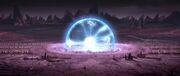 Protonenbombe-Detonation