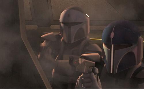 Rebels Mandalorianer