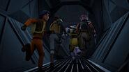 Ghost Crew auf der Flucht